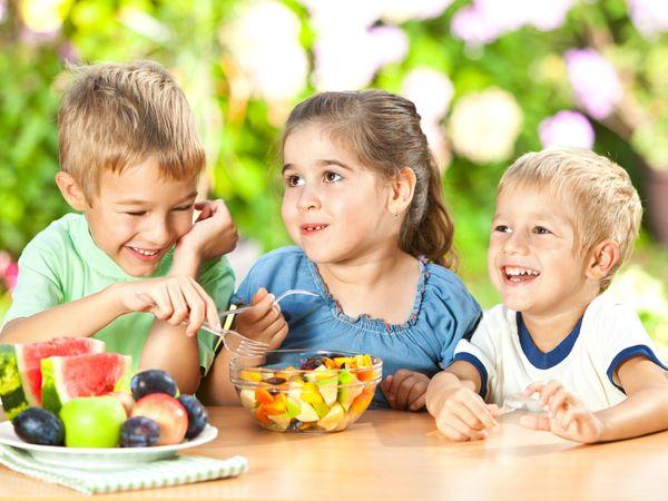 Основы рационального питания детей