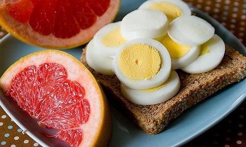 Яичная диета